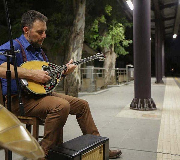 ταβερνες με μουσικη