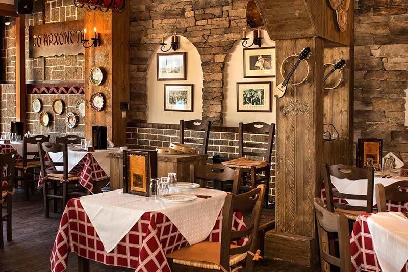 εστιατόρια με θέα θάλασσα αττική
